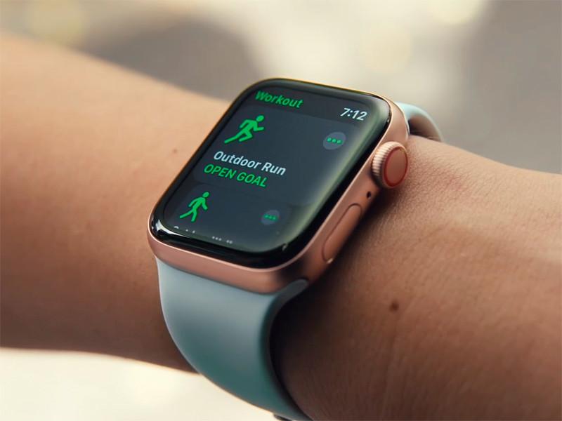 Владельцы Apple Watch в Сингапуре смогут заработать на собственных занятиях спортом