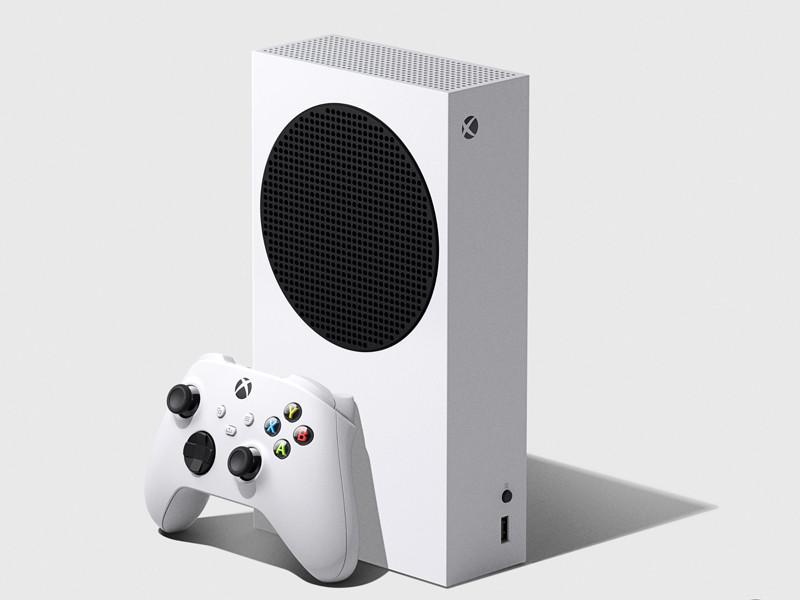 Microsoft показала новую игровую приставку Xbox Series S