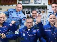 Экипаж МКС обнаружил предполагаемое место утечки воздуха при помощи чайного пакетика