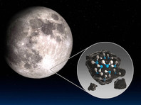 Астрономы обнаружили воду на видимой стороне Луны (ВИДЕО)
