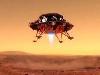 """Посадочная платформа и марсоход китайской миссии """"Тяньвэнь-1"""", которые были запущены к Марсу в июле этого года, продолжают полет к Красной планете"""