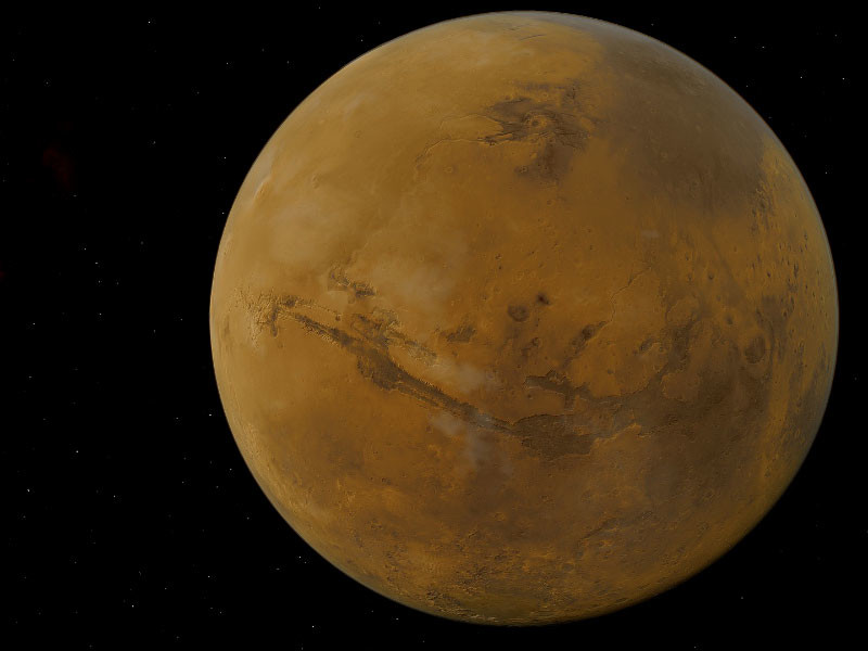 Китай раскрыл координаты посадки своего первого марсохода