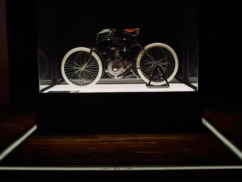 Компания Harley-Davidson показала свой первый электровелосипед