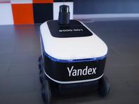 """Робот """"Яндекса"""" начнет доставлять заказы из """"Лавки"""" в московские бизнес-центры"""