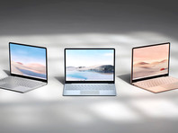 Microsoft представила недорогой ноутбук  Surface Laptop Go