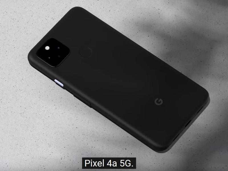 Google представила новые смартфоны Pixel, ТВ-приставку и колонку Nest Audio