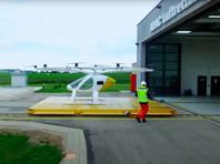 В Германии признали успешными длительные испытания пассажирского дрона Volocopter в качестве скорой помощи