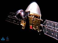 """Китайский аппарат """"Тяньвэнь-1"""" прислал на Землю селфи, снятое по пути к Марсу"""