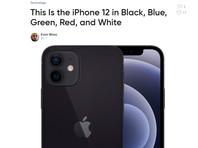 Изображения новых смартфонов iPhone утекли в Сеть за несколько часов до презентации