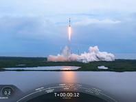 SpaceX запустила 15-ю партию спутников системы глобального доступа к интернету