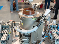 Корабль доставит на станцию свыше 3,5 тонны грузов, включая еду и вещи для членов экипажа, а также оборудование для МКС и научных экспериментов. Среди прочих грузов на борту корабля есть новый туалет для американского сегмента