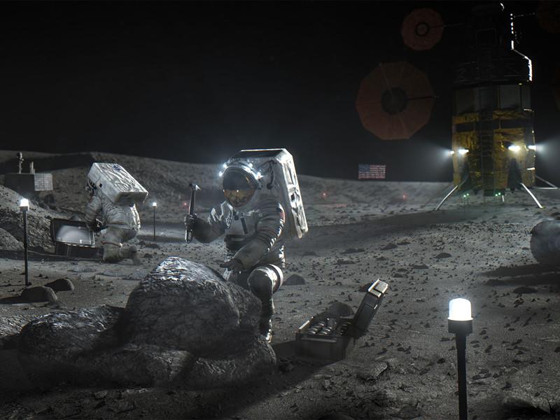 Соглашение устанавливает стандарты добычи ресурсов на Луне и позволяет странам - участницам владеть этими ресурсами и использовать их. Так, проект Artemis предполагает добычу на Луне воды и других ресурсов