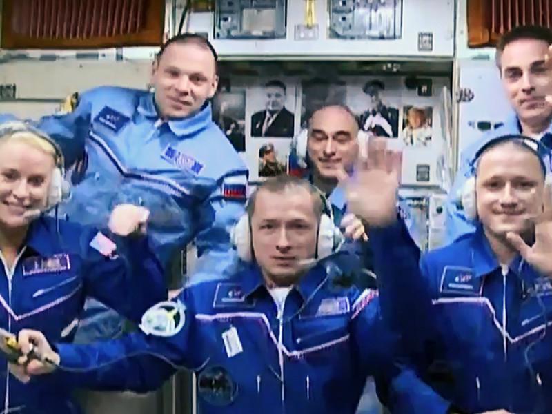 Экипаж МКС обнаружил предполагаемое место утечки воздуха