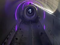 Капсулу вакуумного поезда Hyperloop впервые испытали с пассажирами на борту (ВИДЕО)