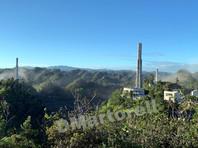В Пуэрто-Рико разрушился приговоренный к демонтажу радиотелескоп Аресибо