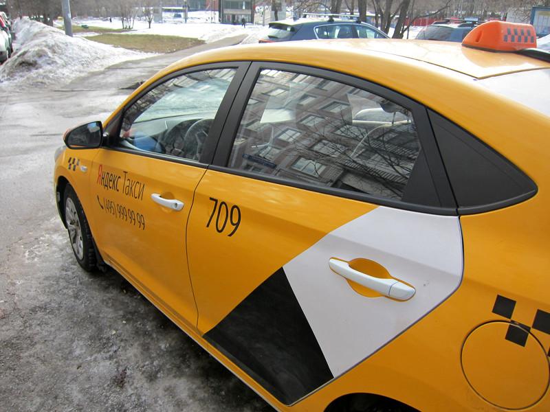 """В Сеть утекли данные тысяч водителей """"Яндекс.Такси"""""""