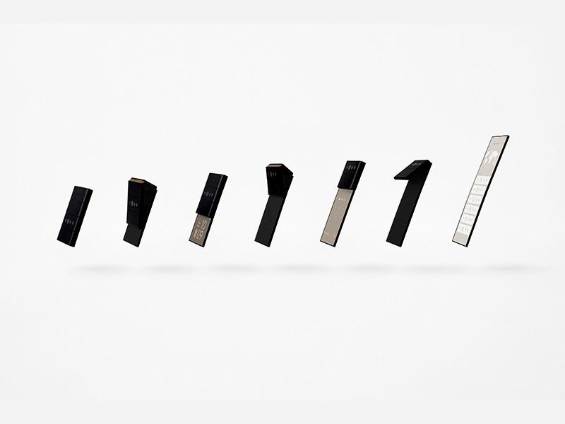 Компания Oppo показала концепт смартфона со складывающимся в трех местах дисплеем