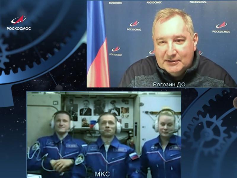 Гендиректор госкорпорации Роскосмос Дмитрий Рогозин возглавил свежесозданную дирекцию, которая займется подготовкой миссий на Луну