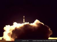 Компания Rocket Lab снова успешно запустила легкую ракету Electron