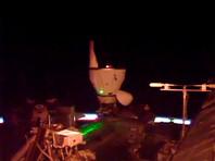 Грузовой корабль Dragon пристыковался к МКС (ВИДЕО)