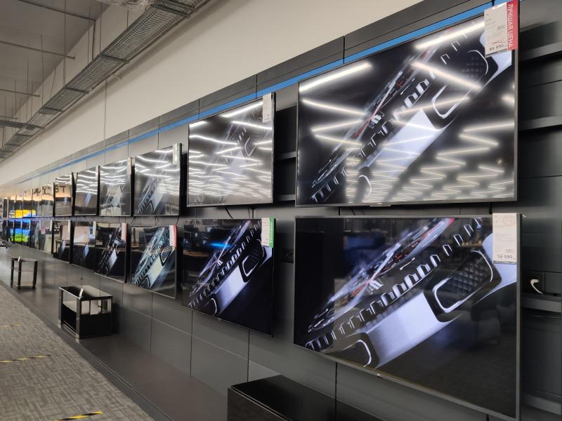 """Власти одобрили список аудиовизуальных сервисов для предустановки на """"умные"""" телевизоры"""