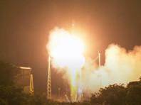Ракета со спутником была запущена в 4 часа 33 минуты по московскому времени со стартовой площадки Гвианского космического центра (космодром Куру)