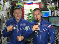 Российские члены экипажа МКС остались без новогодних подарков