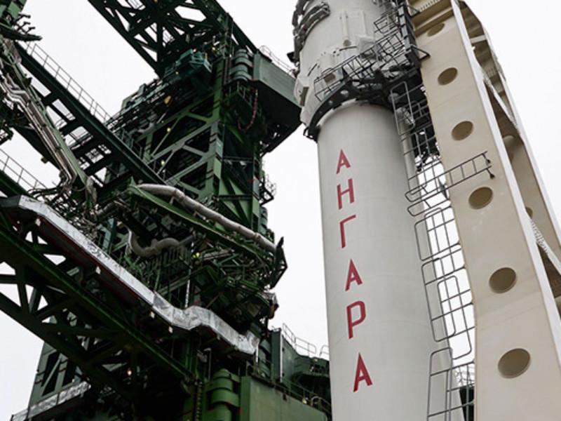 """Второй испытательный запуск ракеты """"Ангара-А5"""" перенесли на 14 декабря"""