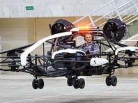 Разработчики российского аэротакси опубликовали ВИДЕО первых испытаний в Москве