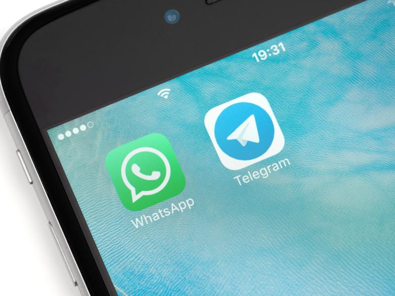 В новой версии Telegram появилась поддержка переноса сообщений из других мессенджеров