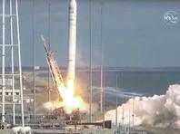 К МКС запустили грузовой корабль Cygnus (ВИДЕО)