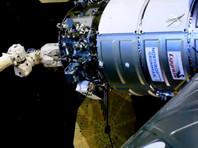 Грузовой корабль Cygnus пристыковался к МКС (ВИДЕО)