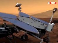 В ближайшее время аппарат скорректирует орбиту и приступит к исследованию района высадки на равнине Утопия. Ожидается что платформа и марсоход совершат посадку на Марсе в мае-июне, после чего марсоход съедет с платформы и отправится изучать поверхность Красной планеты
