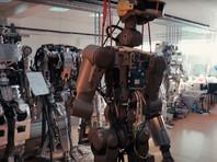 Создатели робота Федора пообещали скорое появление новых космических роботов с искусственным интеллектом