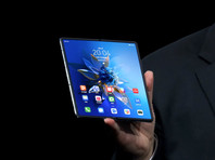 Компания Huawei представила смартфон Mate X2 с гибким дисплеем (ВИДЕО)