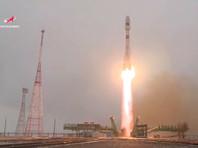 """28 февраля с космодрома Байконур был осуществлен успешный запуск ракеты-носителя """"Союз-2.1б"""", которая вывела на орбиту спутник дистанционного зондирования Земли """"Арктика-М"""""""