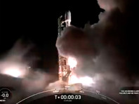 SpaceX запустила 19-ю партию спутников Starlink (ВИДЕО)