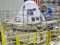 Первый пилотируемый полет корабля Starliner состоится не раньше сентября 2021 года
