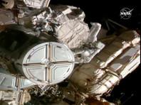 Американские астронавты вышли в открытый космос второй раз за неделю