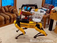 Boston Dynamics показала новые таланты робота Spot (ВИДЕО)