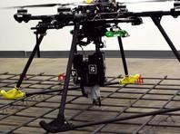 В США научили дрон вязать арматуру на стройке