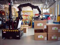 Компания Boston Dynamics показала робота-кладовщика Stretch (ВИДЕО)