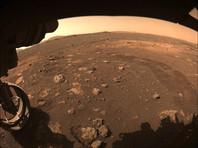 Ровер Perseverance совершил первую поездку по Марсу (ФОТО)