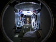 Космонавты завершили герметизацию трещин в российском модуле МКС
