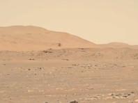 Марсианский вертолет Ingenuity совершил третий полет (ВИДЕО)
