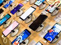 Российский рынок смартфонов в первом квартале вырос на 27%