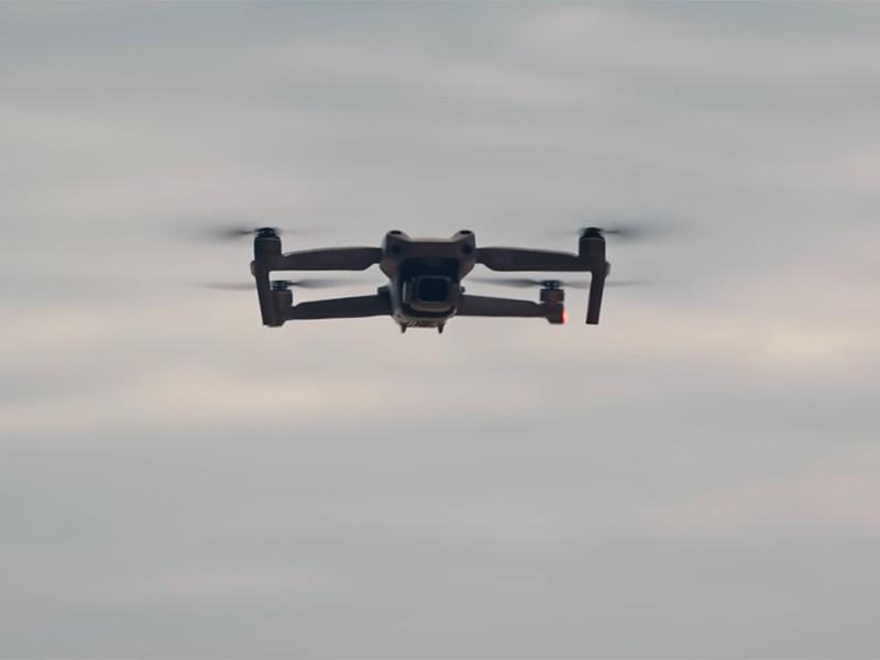 Компания DJI представила дрон Air 2S