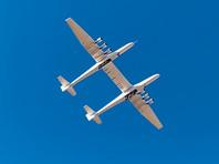 Самолет с самым большим в мире размахом крыльев совершил второй полет