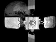 Спутник обслуживания MEV-2 впервые состыковался с другим аппаратом на геостационарной орбите