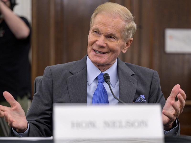 Новым главой NASA стал бывший астронавт и сенатор Билл Нельсон